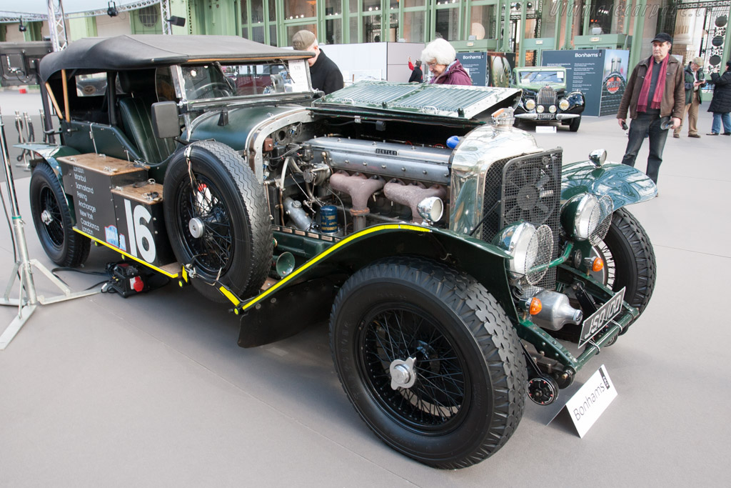 Bentley 6.5 Litre Speed Six Tourer - Chassis: BA2580   - 2013 Retromobile