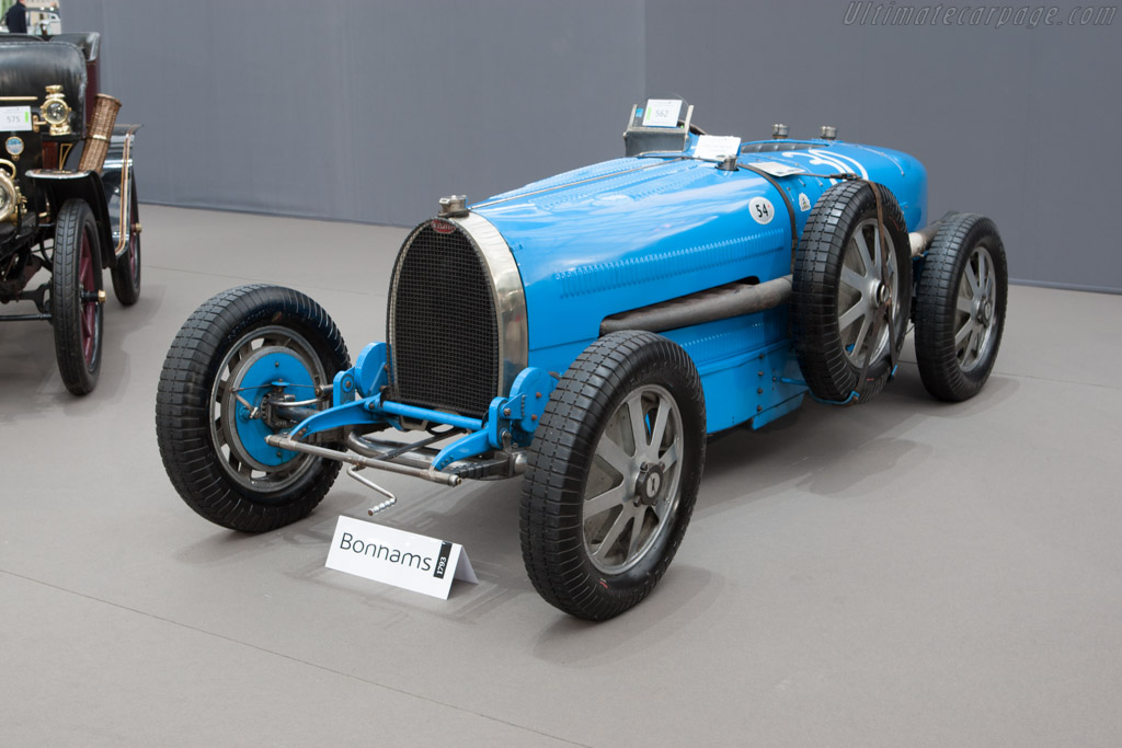 Bugatti Type 54 Grand Prix - Chassis: 54201   - 2013 Retromobile