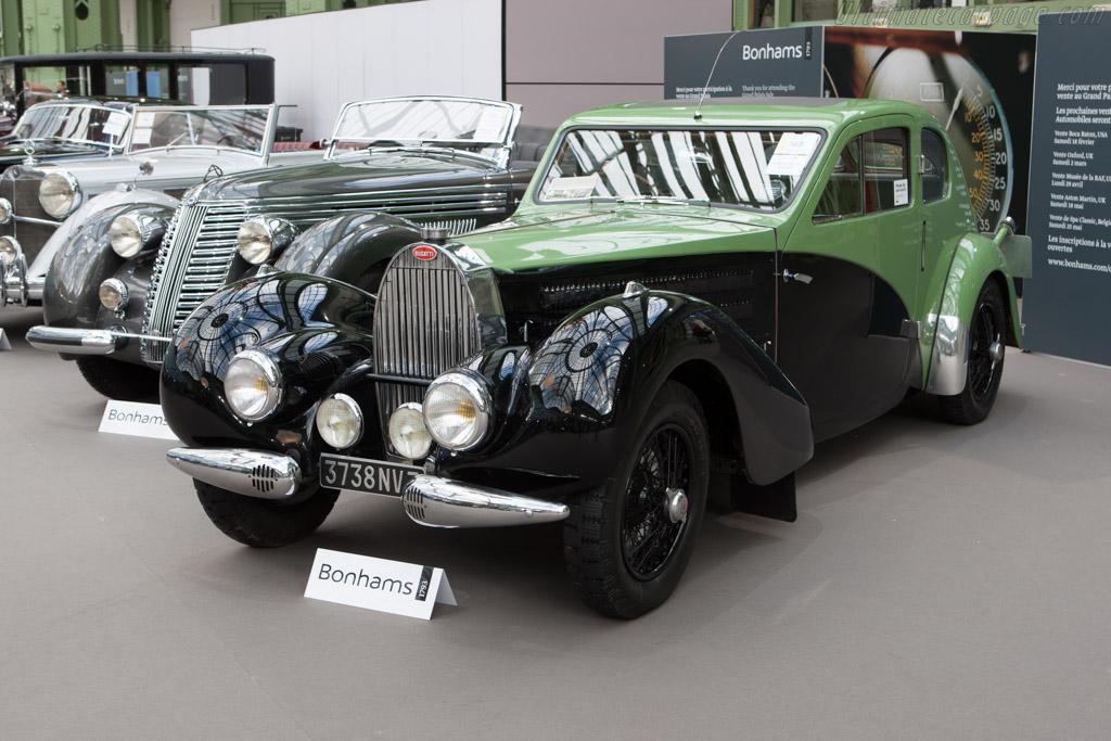 Bugatti Type 57 C Coupe Speciale - Chassis: 57335   - 2013 Retromobile