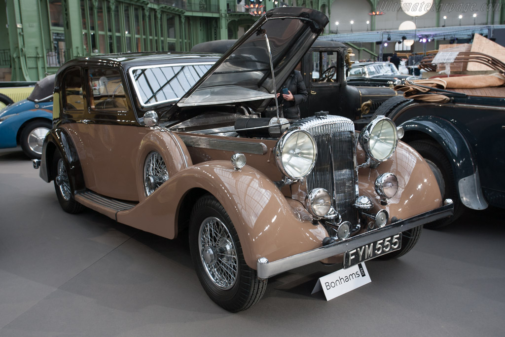 Daimler 4-Litre Sports - Chassis: 47820   - 2013 Retromobile