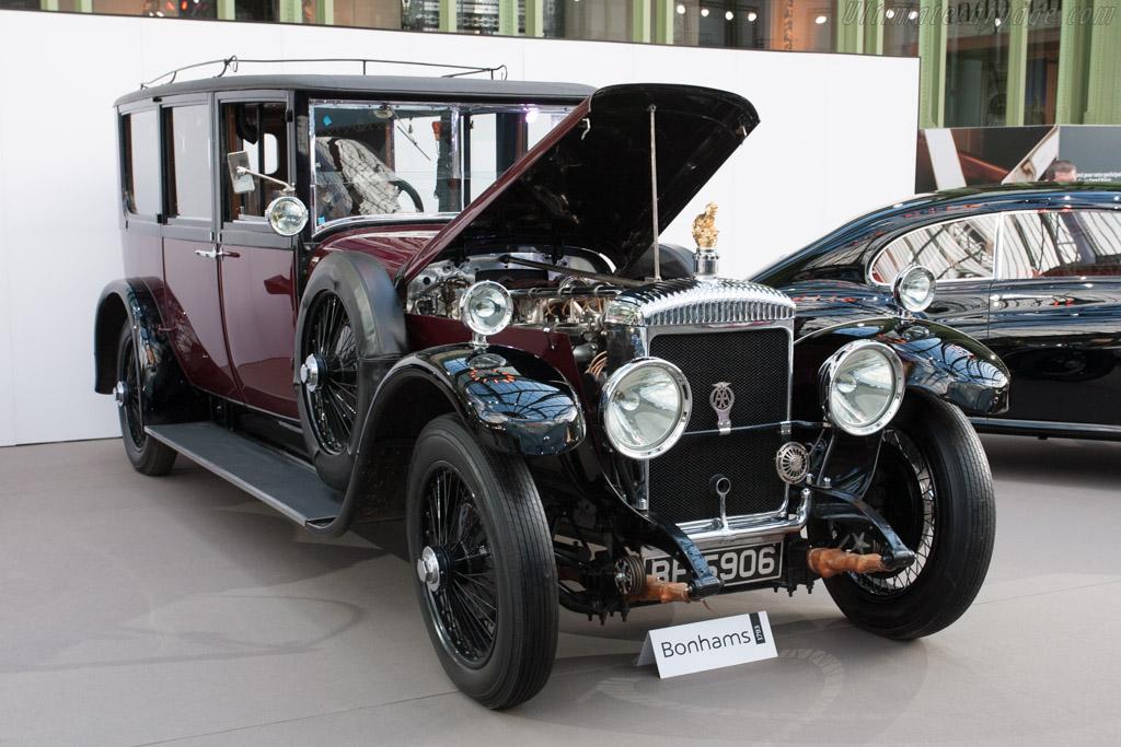 Daimler 57hp Limousine - Chassis: 19119   - 2013 Retromobile