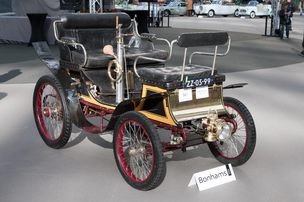 DeDion-Boutton Vis-a-Vis - Chassis: 6011   - 2013 Retromobile