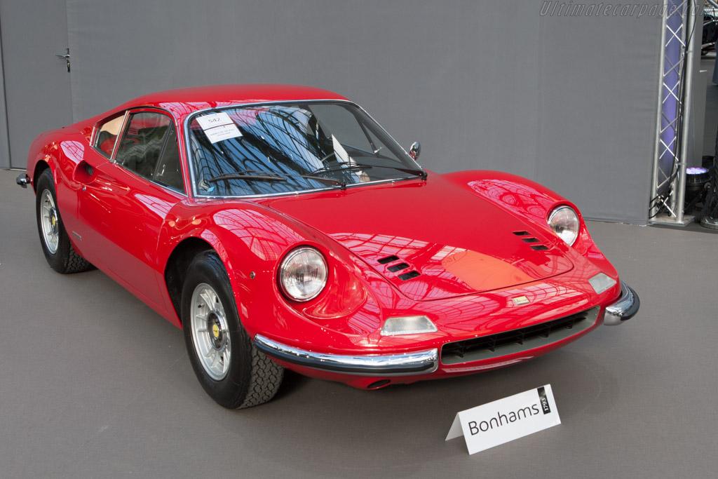 Ferrari 246 Dino GT - Chassis: 06626   - 2013 Retromobile