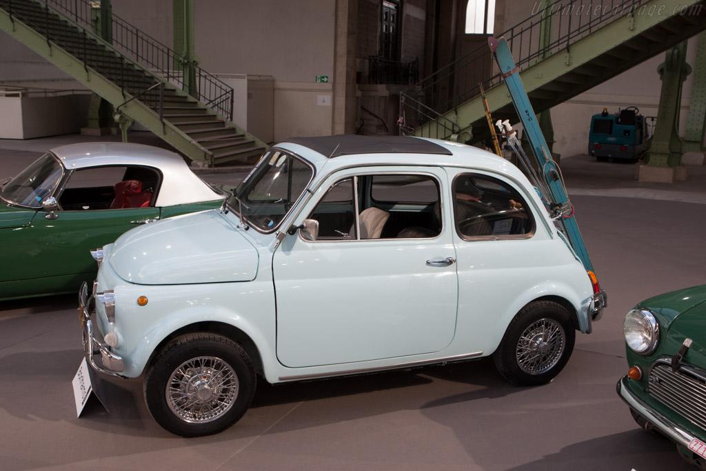 Fiat 500L - Chassis: 110F5095009   - 2013 Retromobile