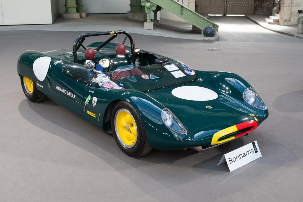 Lotus 23B - Chassis: 23-S-73   - 2013 Retromobile