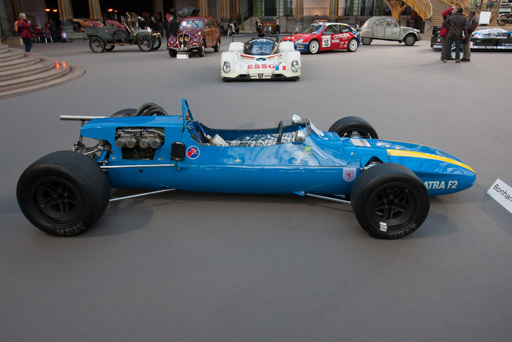 Matra MS5 - Chassis: 03   - 2013 Retromobile