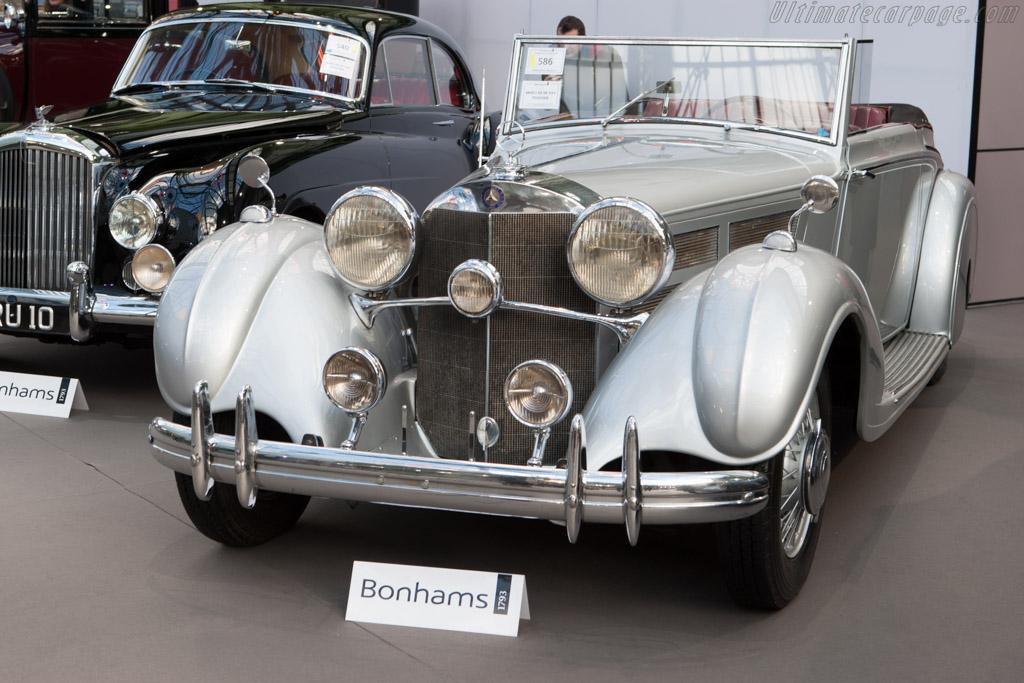 Mercedes-Benz 540 K Vandenplas Cabriolet - Chassis: 169333   - 2013 Retromobile