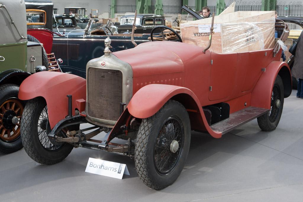Minerva AG - Chassis: 43231   - 2013 Retromobile