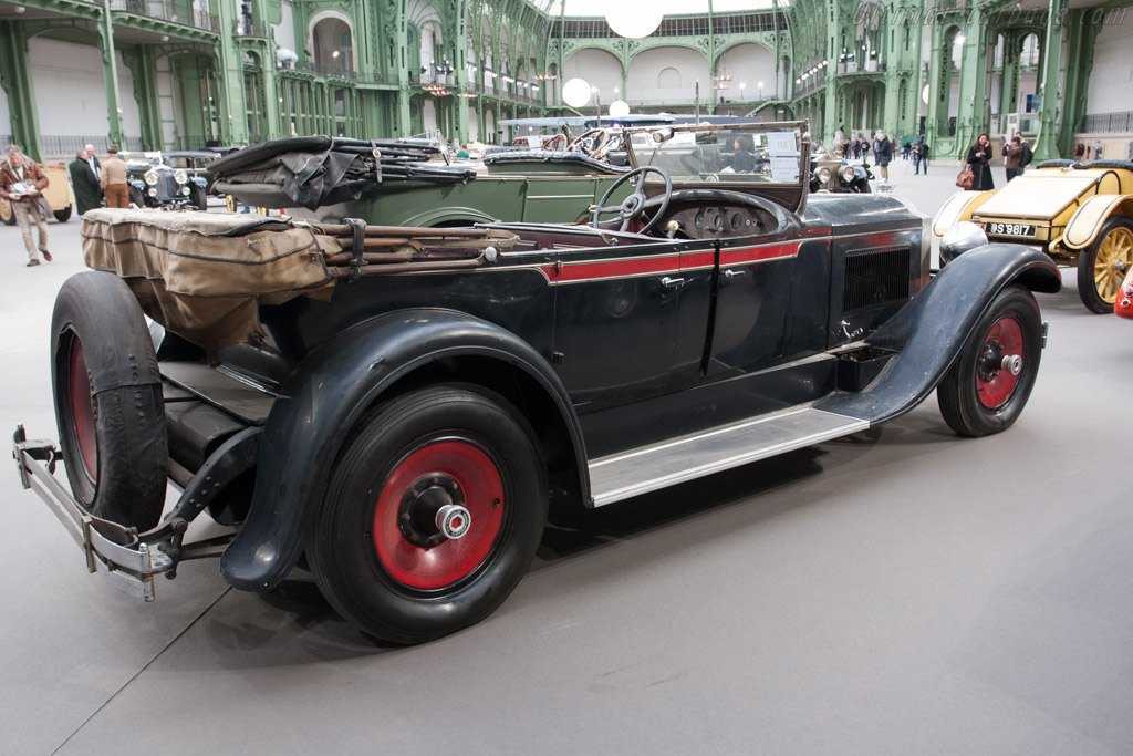 Packard Standard Eight - Chassis: 265757   - 2013 Retromobile