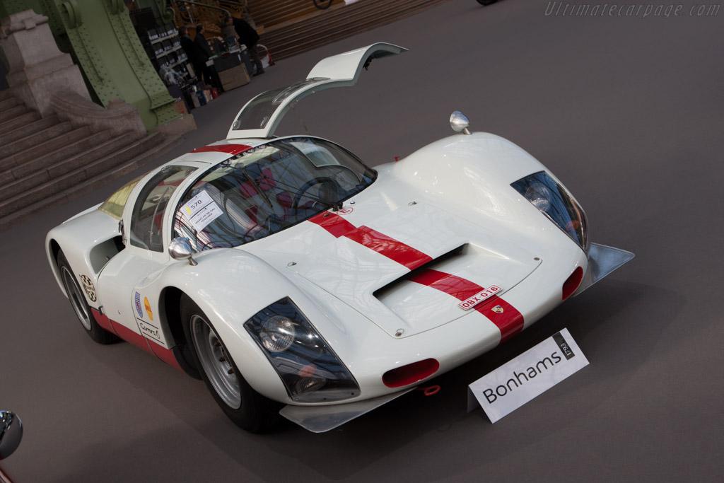Porsche 906 - Chassis: 906-126   - 2013 Retromobile