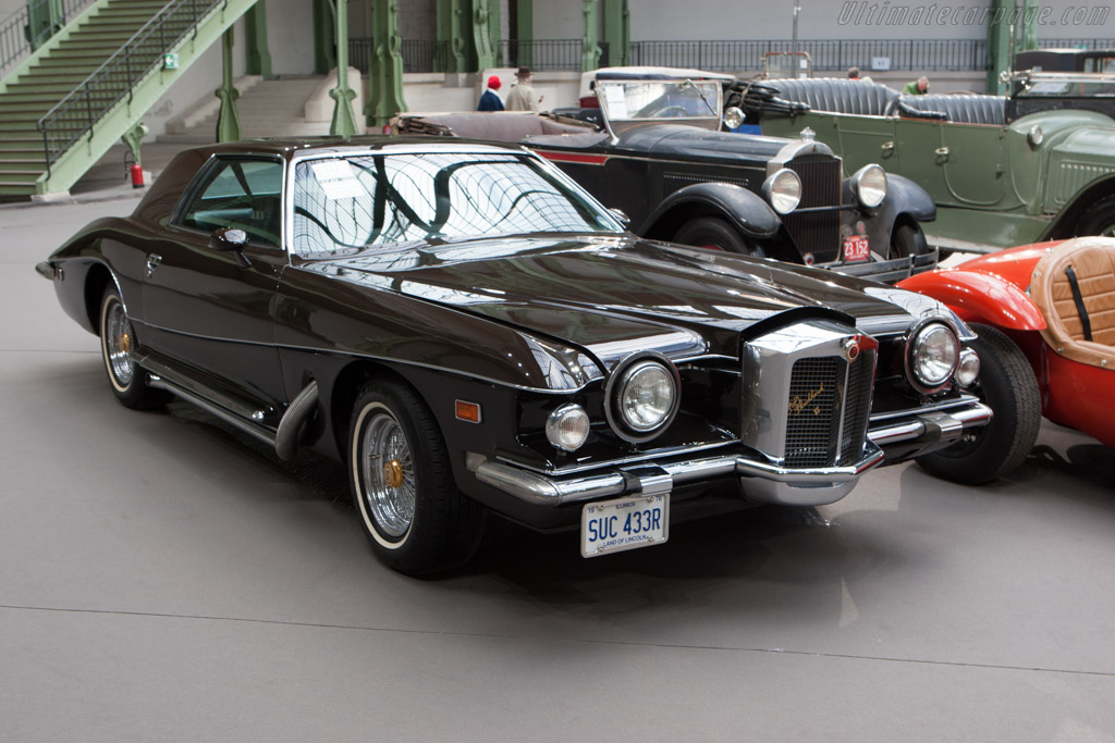 Stutz Blackhawk IV - Chassis: 231706   - 2013 Retromobile