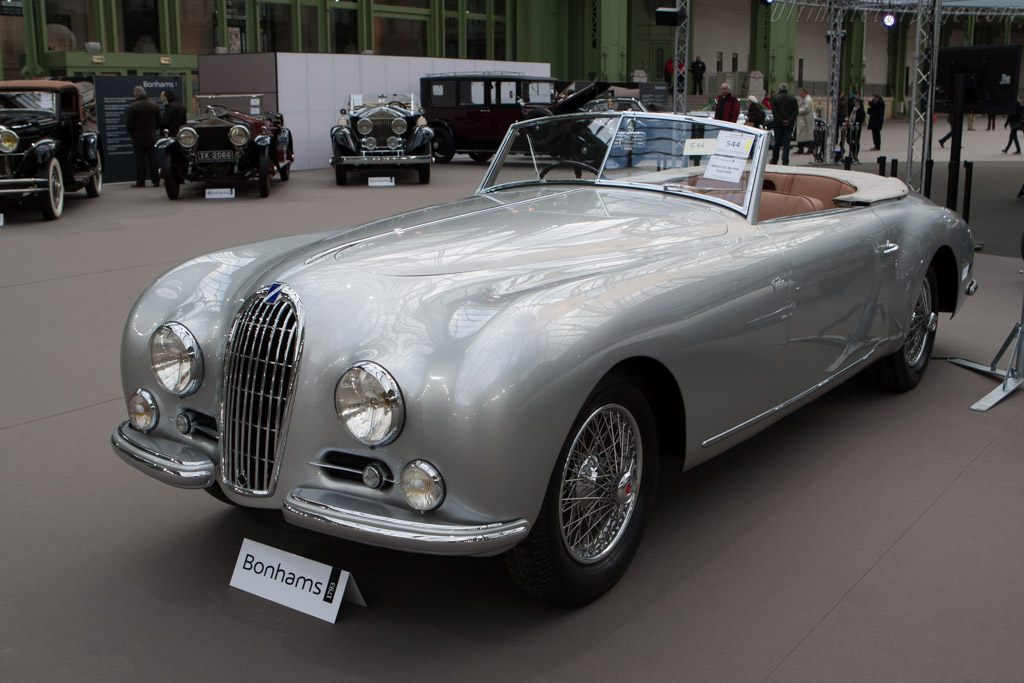 Talbot Lago T26 Record Cabriolet - Chassis: 100058   - 2013 Retromobile