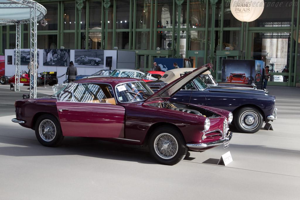 Alfa Romeo 1900C SS Touring Coupe - Chassis: AR1900C 10078   - 2014 Retromobile