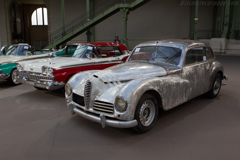Alfa Romeo 6C 2500 Freccia d'Oro - Chassis: 915462   - 2014 Retromobile
