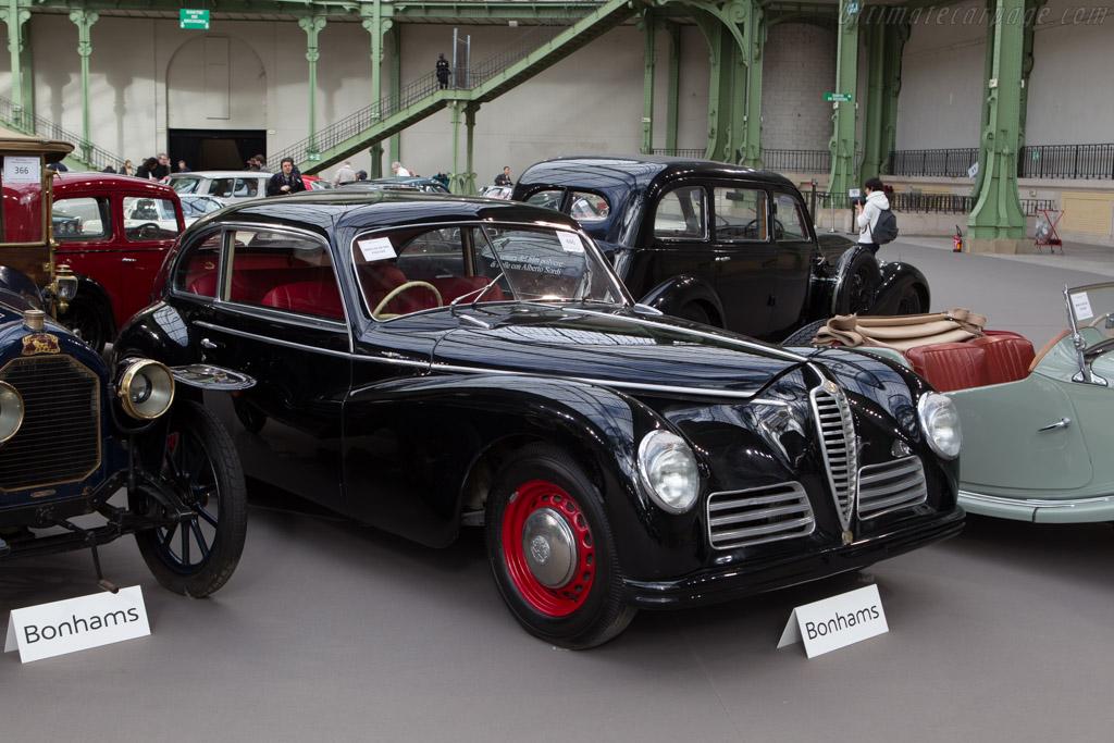 Alfa Romeo 6C 2500 Freccia d'Oro - Chassis: 916587   - 2014 Retromobile