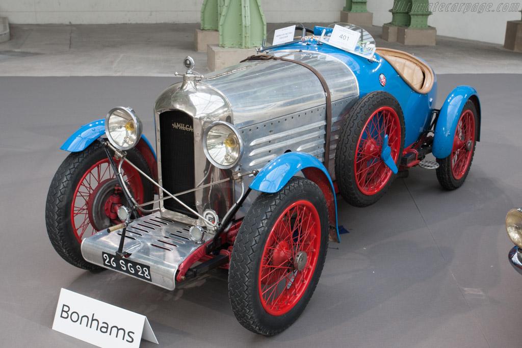 Amilcar CGS - Chassis: 1777   - 2014 Retromobile