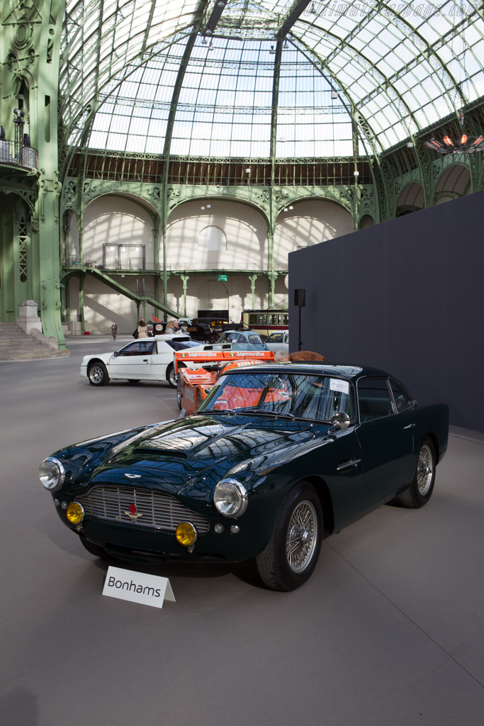 Aston Martin DB4 GT 4th Series - Chassis: DB4/886/L   - 2014 Retromobile