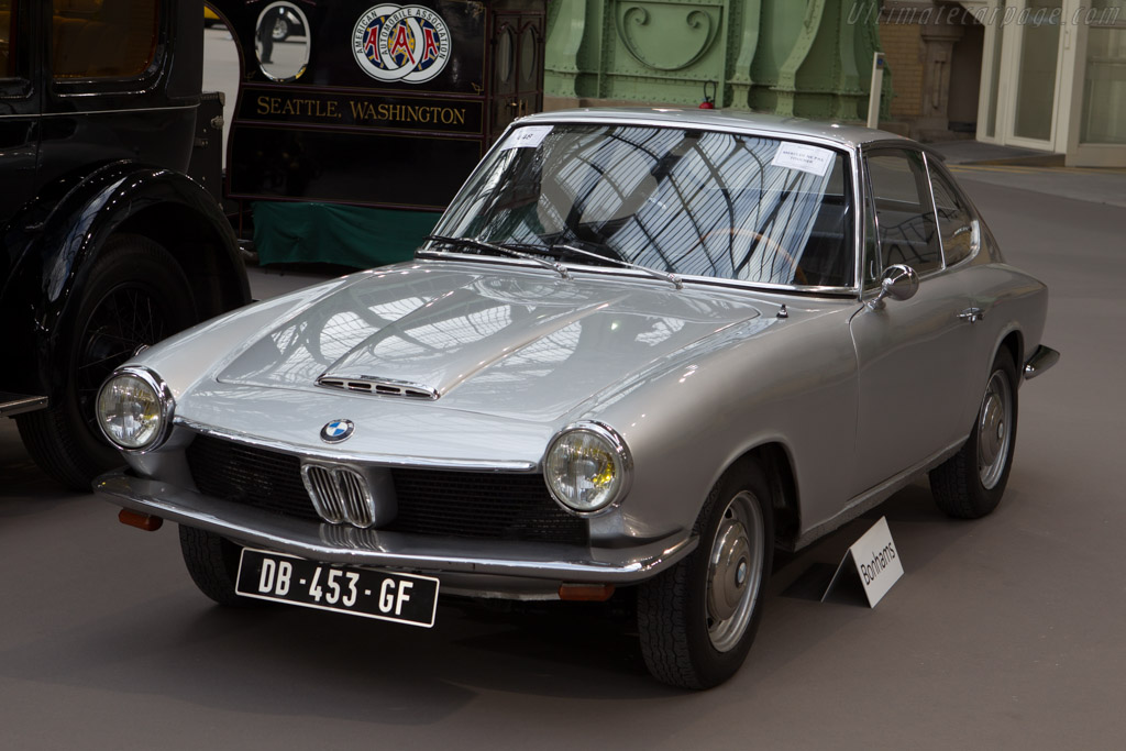 BMW 1600 GT - Chassis: W331667   - 2014 Retromobile