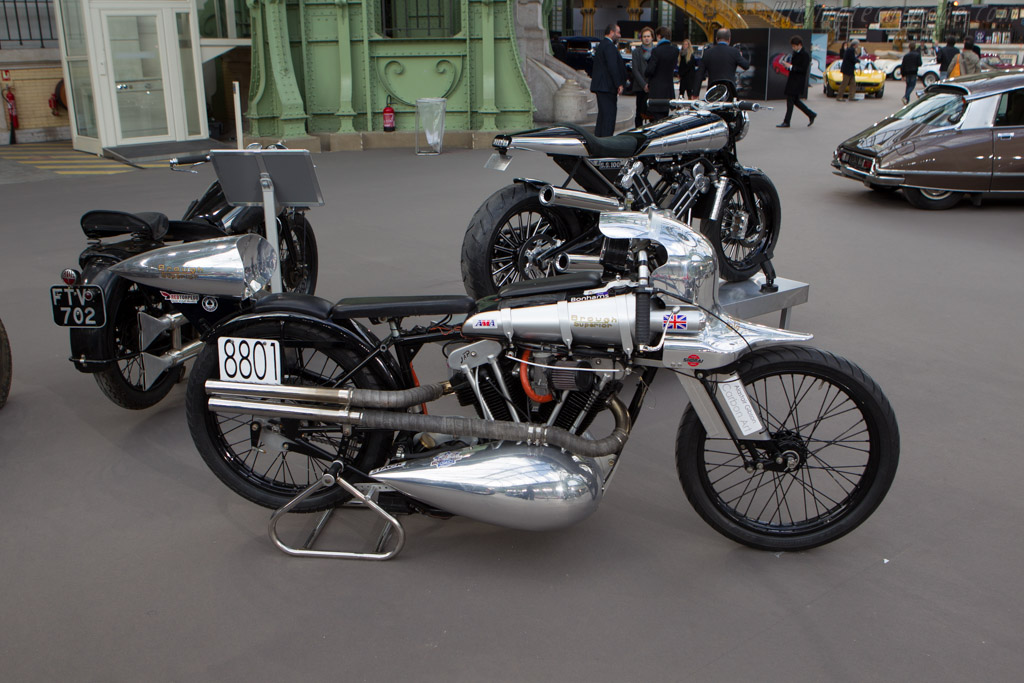 Brough Superior    - 2014 Retromobile