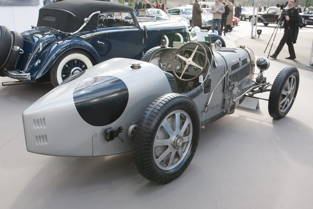 Bugatti Type 35B - Chassis: 37371   - 2014 Retromobile