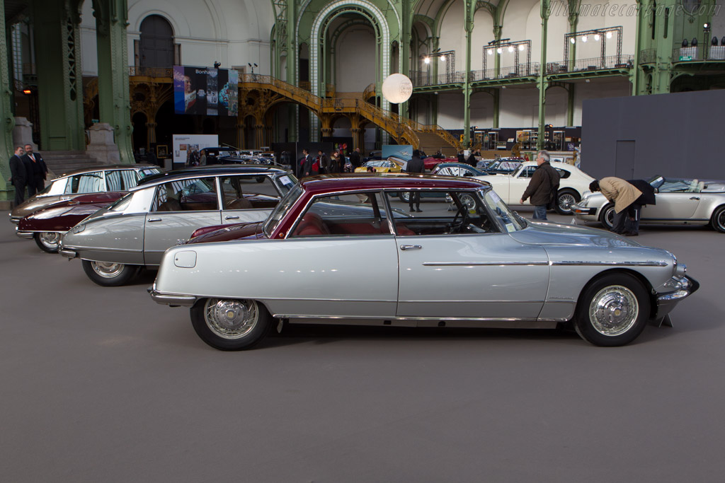 Citroën DS19 Concorde Coupe - Chassis: 4272001   - 2014 Retromobile