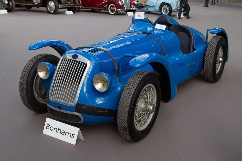 Delage D6-3L Grand Prix - Chassis: 880003   - 2014 Retromobile