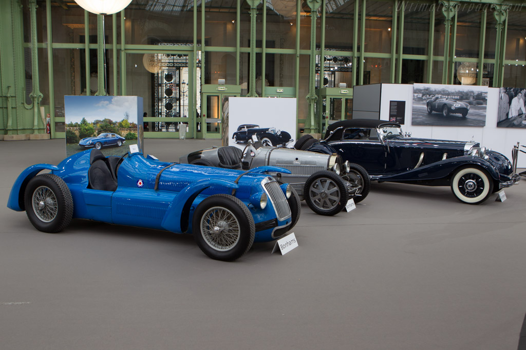 Delage D6-3L Grand Prix - Chassis: 880003   - 2014 Retromobile