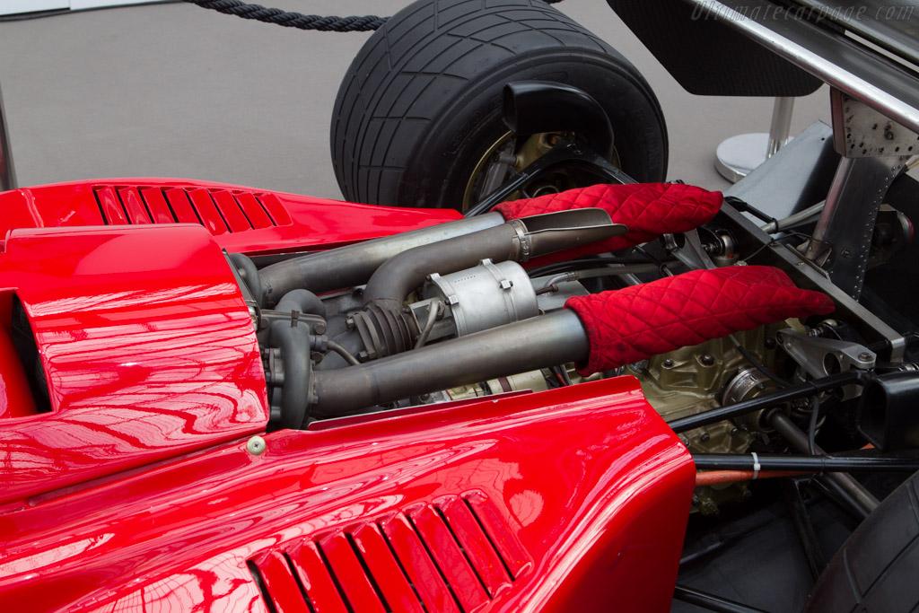 Ferrari 126 C4 - Chassis: 072   - 2014 Retromobile