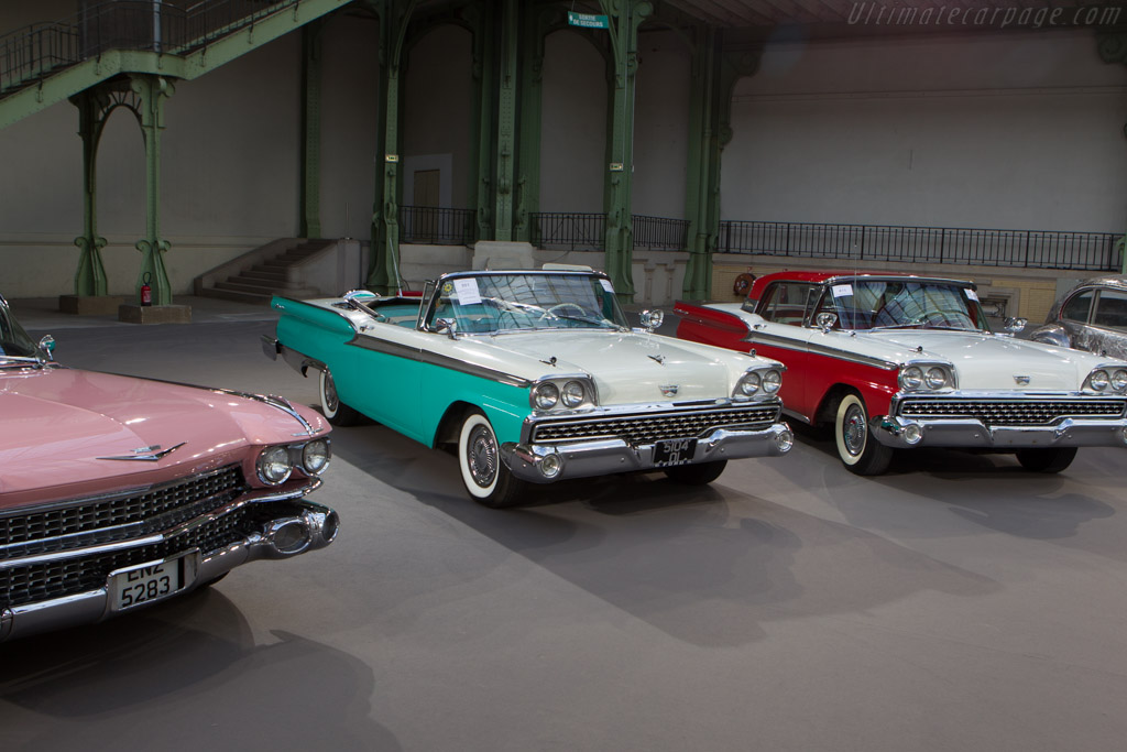 Ford Galaxie Sunliner Cabriolet - Chassis: B9FC304756   - 2014 Retromobile