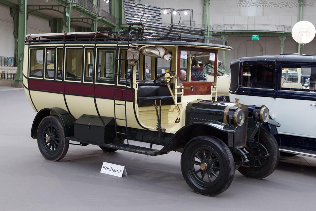 Hispano Suiza 15/20 Omnibus - Chassis: 3608   - 2014 Retromobile