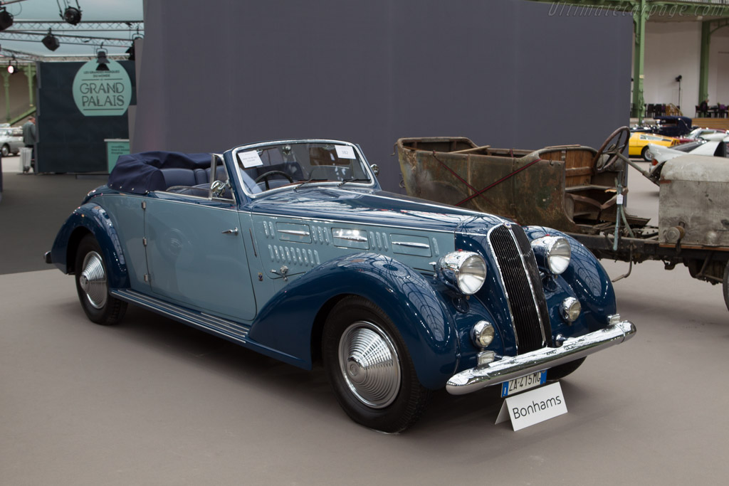 Lancia Astura 3rd Series Cabriolet Chassis 33 3369