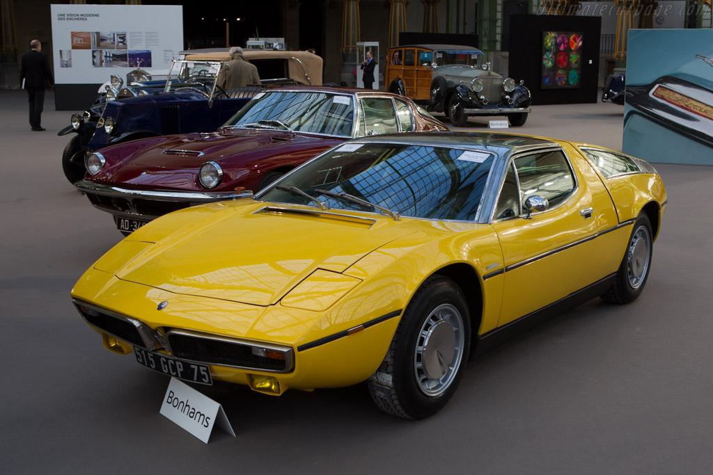 Maserati Bora - Chassis: AM117 270   - 2014 Retromobile