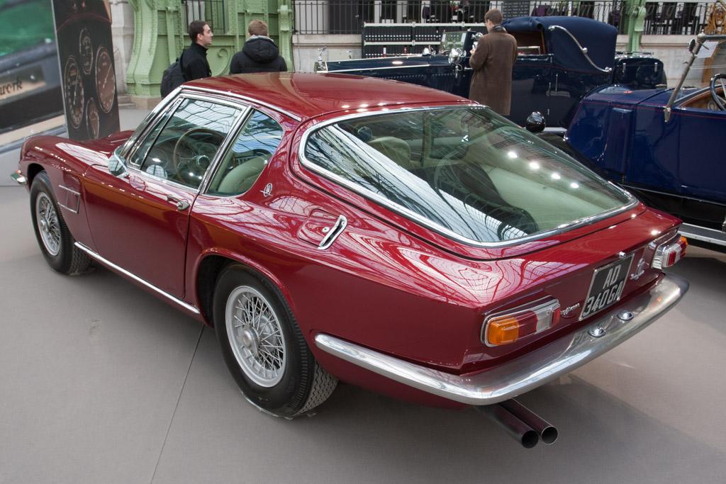 Maserati Mistral - Chassis: AM109/A1 1260   - 2014 Retromobile