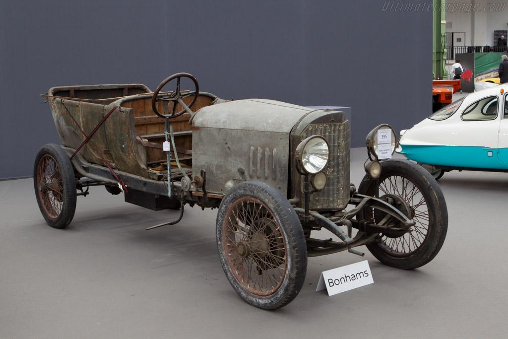 Mercedes 10/40/65 Tourer - Chassis: 27522   - 2014 Retromobile