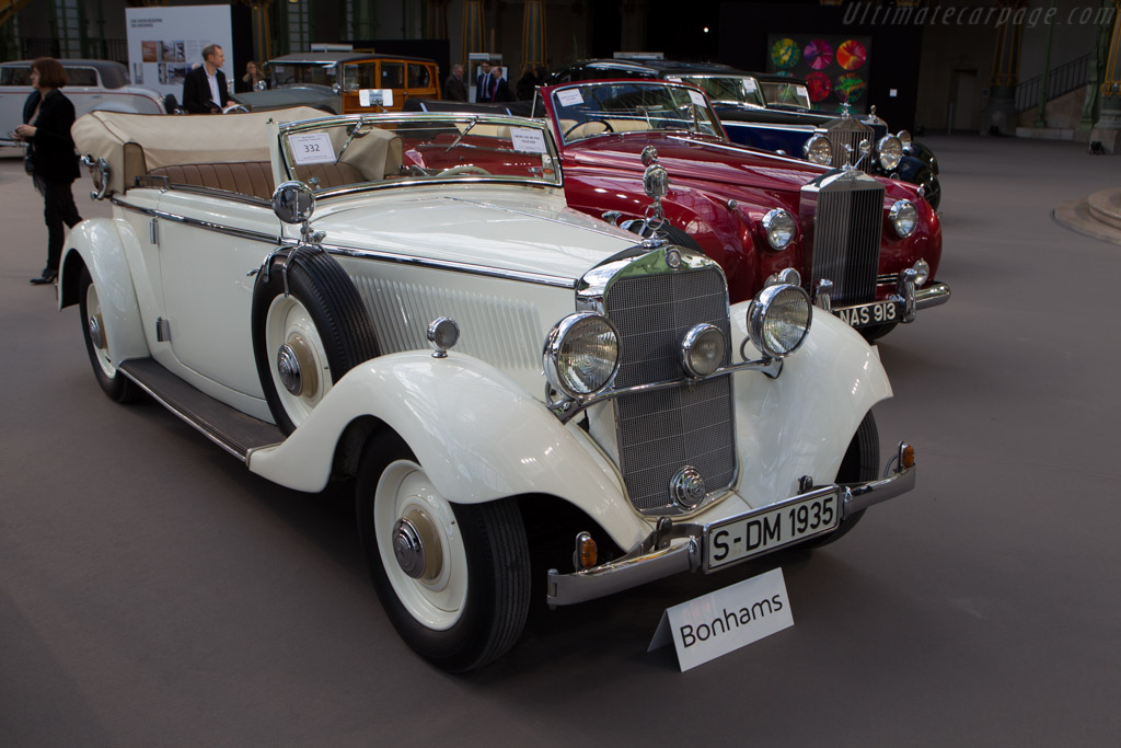 Mercedes-Benz 200 Cabriolet B - Chassis: 129487   - 2014 Retromobile