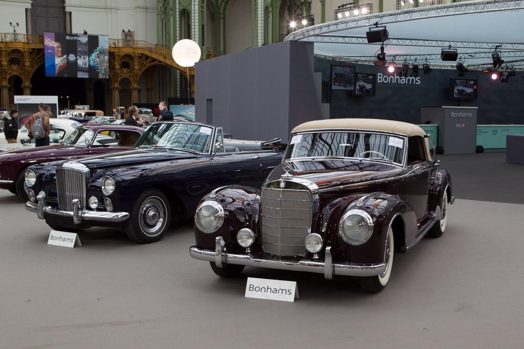 Mercedes-Benz 300 S Cabriolet A - Chassis: 188.010-4500024   - 2014 Retromobile