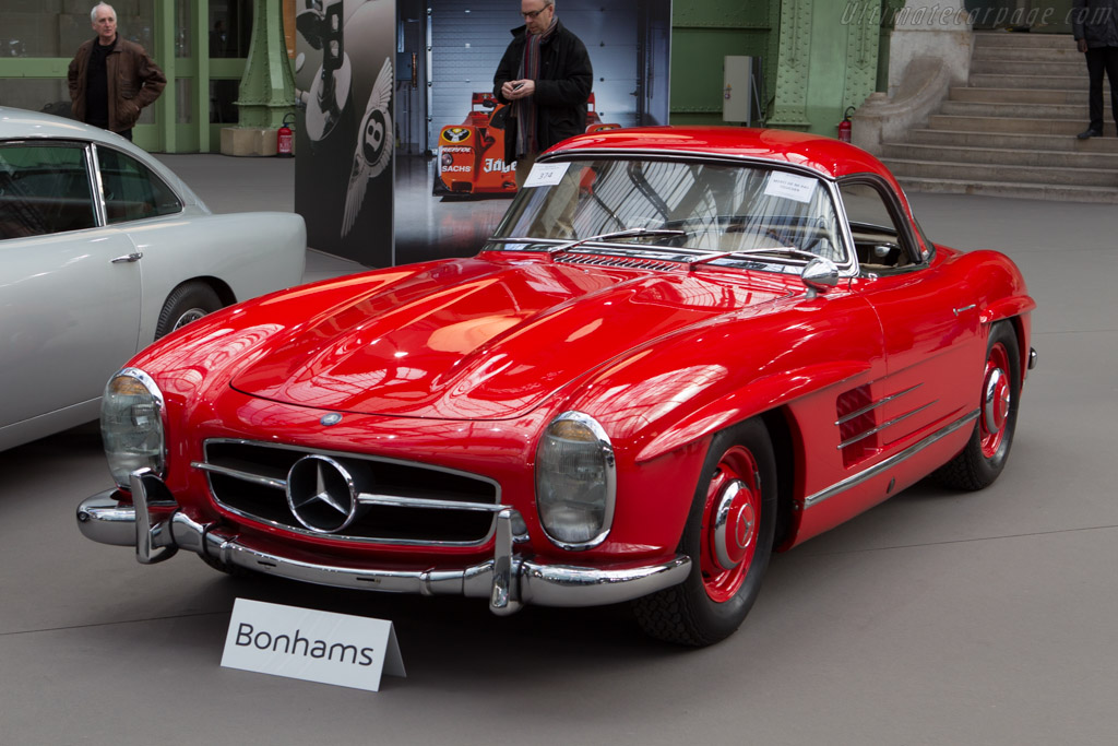 Mercedes-Benz 300 SL Roadster - Chassis: 198.042.8500075   - 2014 Retromobile