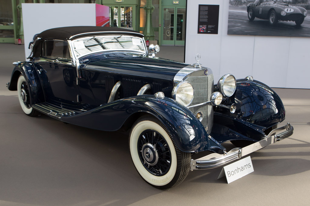 Mercedes-Benz 500K Cabriolet A - Chassis: 205178   - 2014 Retromobile