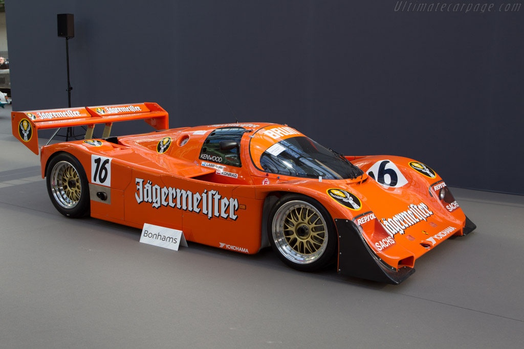 Porsche 962 BM - Chassis: 962-006BM  - 2014 Retromobile