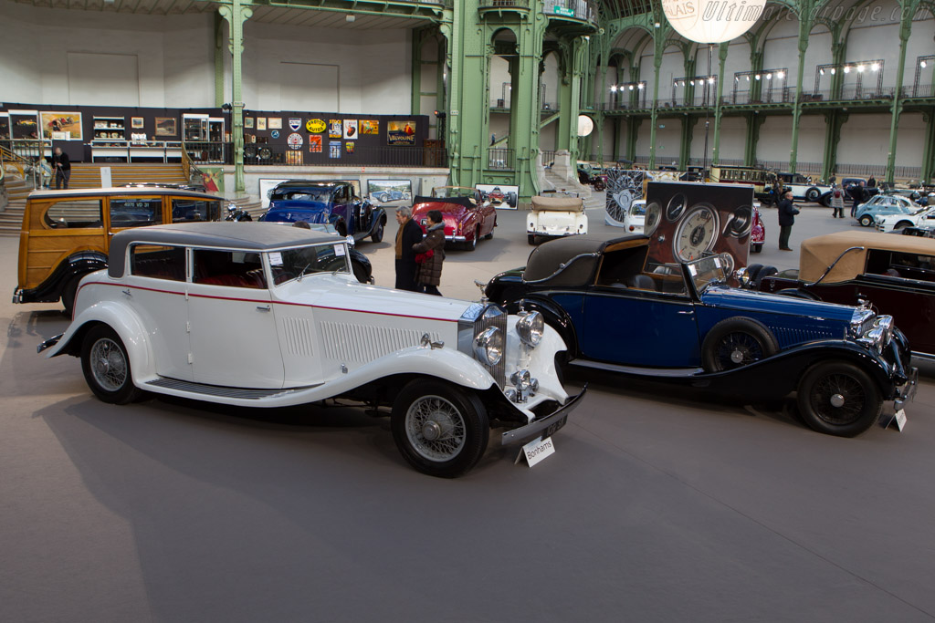 Rolls-Royce Phantom II Continental Gurney Nutting Coupe - Chassis: 109SK   - 2014 Retromobile