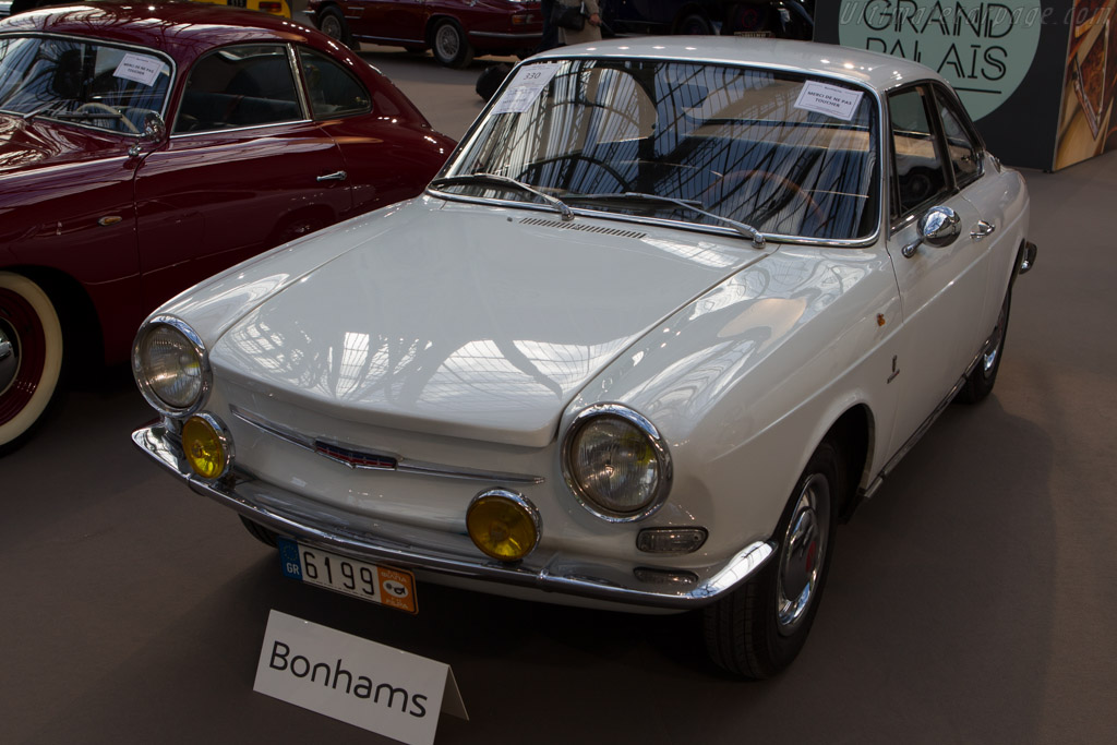 Simca 1000 Coupe - Chassis: SB163228   - 2014 Retromobile