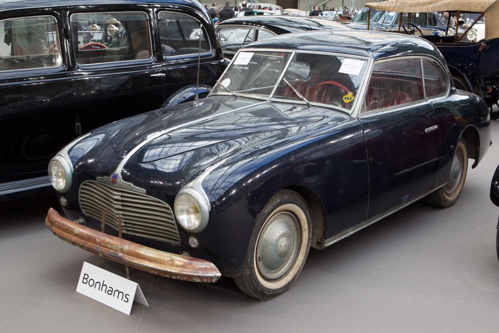 Simca 8 1200 Figoni & Falaschi Sport Coupe - Chassis: 877553   - 2014 Retromobile