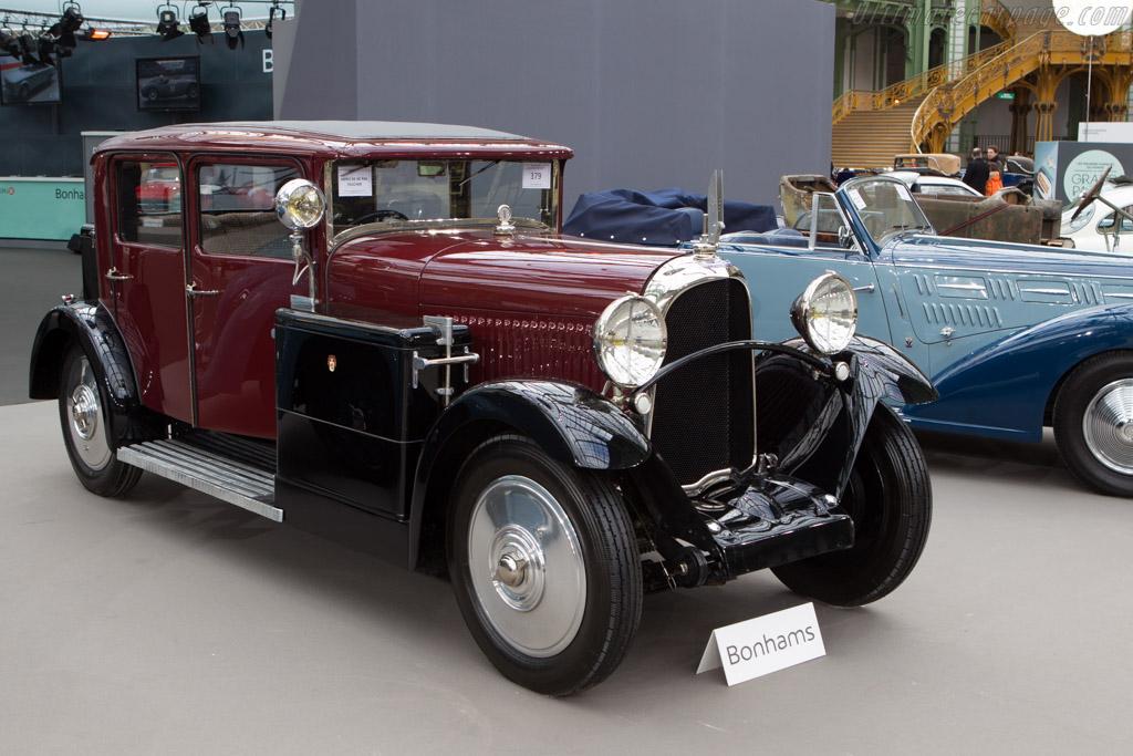 Voisin C23 Lumineuse - Chassis: 47001   - 2014 Retromobile