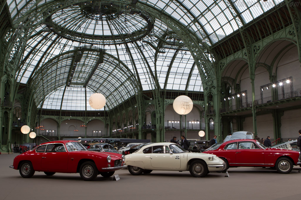 Welcome to the Grand Palais    - 2014 Retromobile