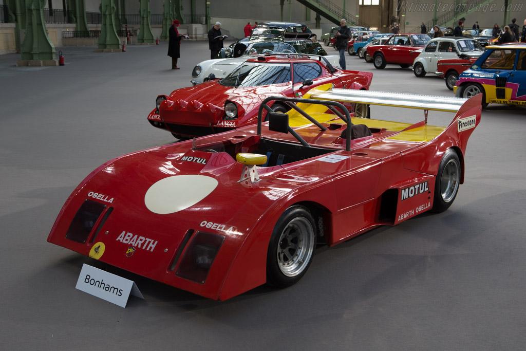 Abarth Osella PA1 - Chassis: PA1-01   - 2015 Retromobile