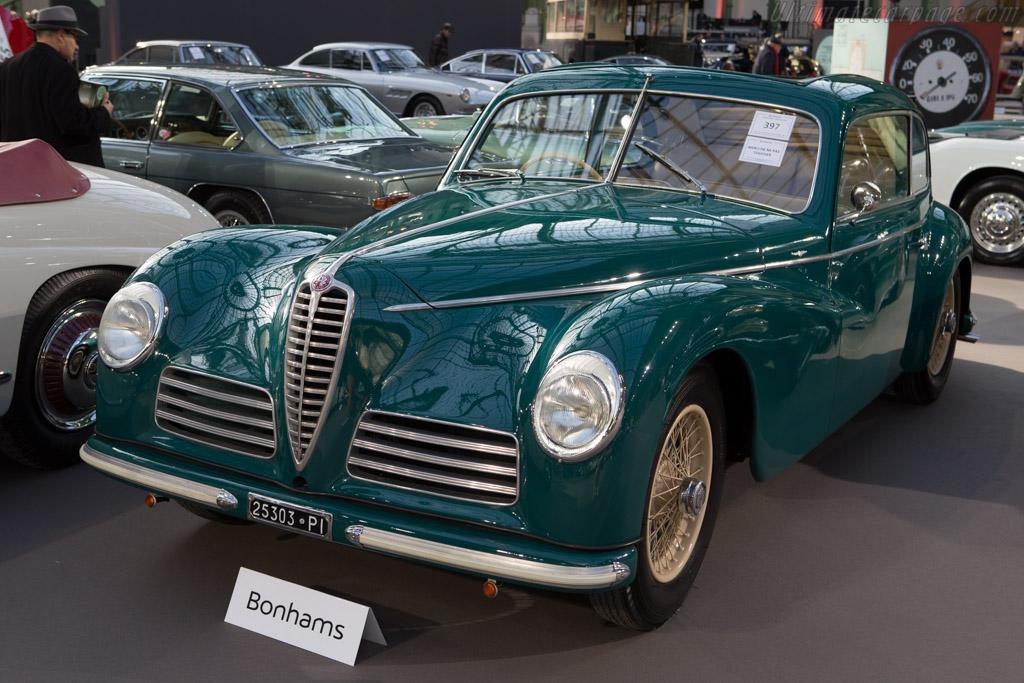 Alfa Romeo 6C 2500 S Freccia d'Oro - Chassis: 916463   - 2015 Retromobile
