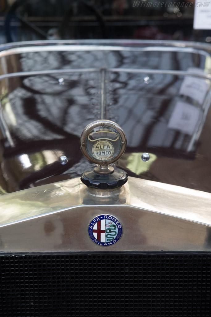 Alfa Romeo RL Limousine de Ville - Chassis: 7946   - 2015 Retromobile