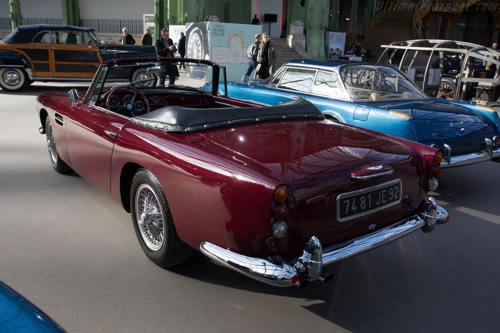 Aston Martin DB4 Cabriolet - Chassis: DB4C/1053/L   - 2015 Retromobile