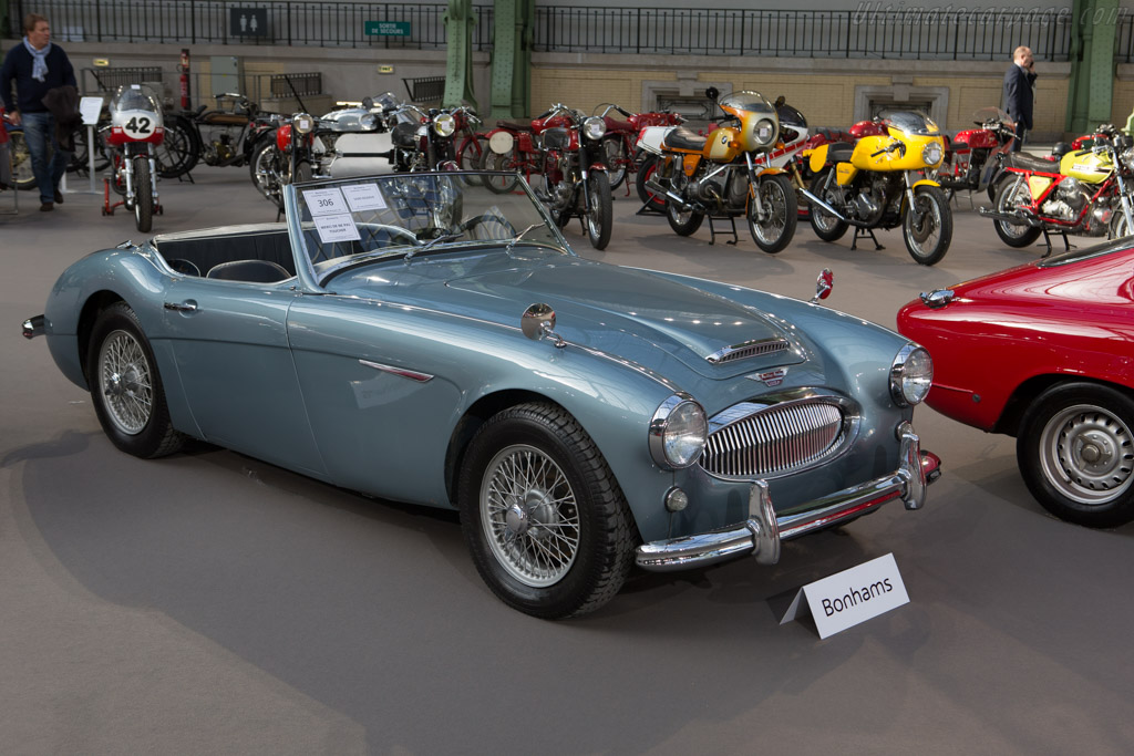 Austin Healey 3000 MkII - Chassis: HBT7L/17267   - 2015 Retromobile