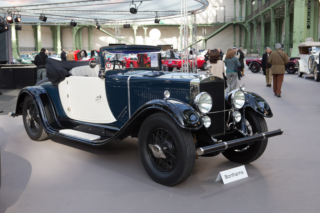 Automobiles Excelsior Albert 1ER Chassis Court Cabriolet - Chassis: 2.433   - 2015 Retromobile